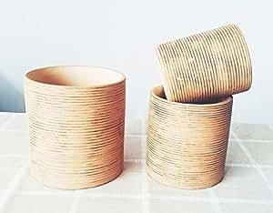 better-way diseño de flores maceta macetero de cerámica para decoración orquídeas recipiente regalo para inauguración de la casa