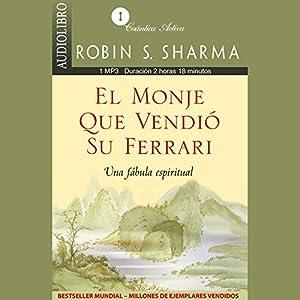 El Monje que Vendió su Ferrari Audiobook