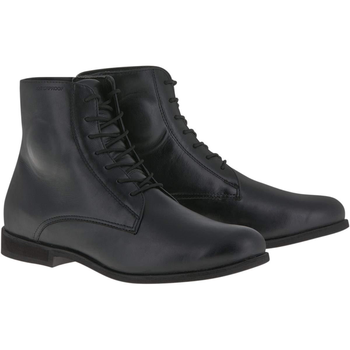 Alpinestars Parlor Men's Waterproof Street Motorcycle Shoes - Black / 13