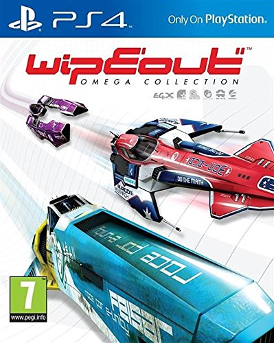 Wipeout Omega Collection (PS4) Buy Online