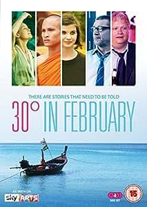 30 Degrees in February - 4-DVD Set ( 30° i februari ) [ NON-USA FORMAT, PAL, Reg.2 Import - United Kingdom ]