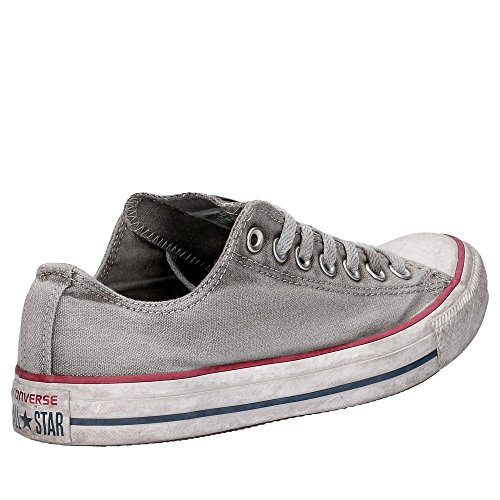 Limited Uomo Canvas Converse Ltd Ox Grey Sneakers Grigio Ctas SS Edition 156892C 18 qn58wIf5x
