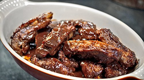 My Mother's BBQ Spare Ribs - Ingredients Barbecue List