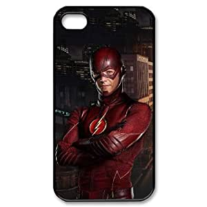 iphone 4s,4 phone case the flash Hard Case Black 02