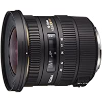 Sigma 10-20mm f/3.5 EX DC HSM ELD SLD Aspherical Super Wide Angle Lens for Canon Digital SLR Cameras - International Version (No Warranty)