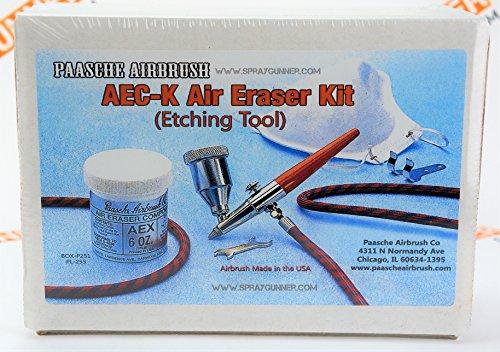 - Paasche AEC-K Air Eraser Kit