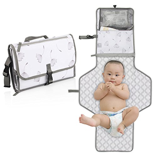 Infant Baby Bag Changing Pad - 9