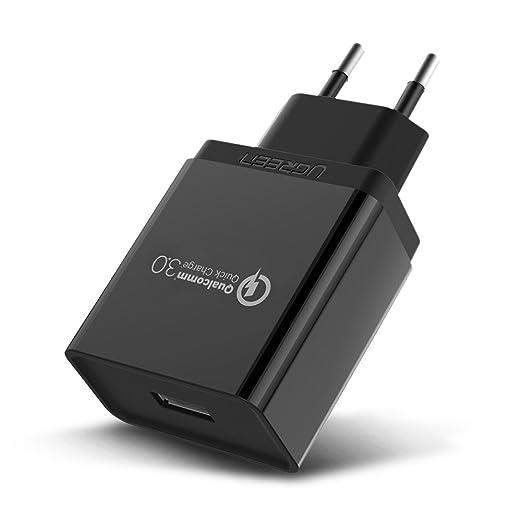10 opinioni per UGREEN Quick Charge 3.0 [Certificato