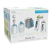 Kiinde Breast Milk Storage Twist Starter Kit
