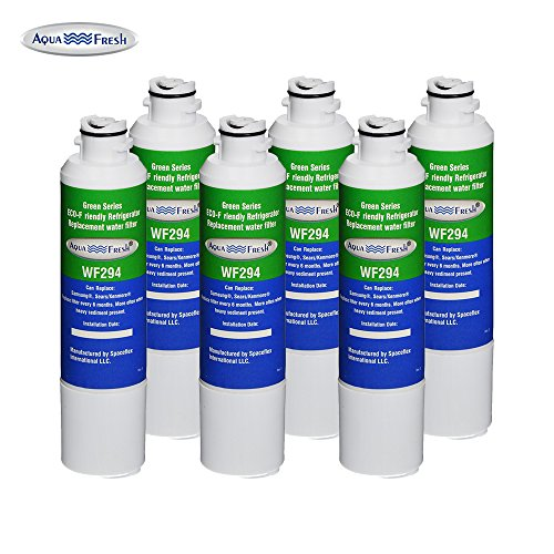 Aqua Fresh WF294 Replacement for Samsung DA29-00020B, HAF-CIN/EXP, 46-9101, WSS-2 Refrigerator Water Filter (6 Pack) by Aqua Fresh (Image #7)