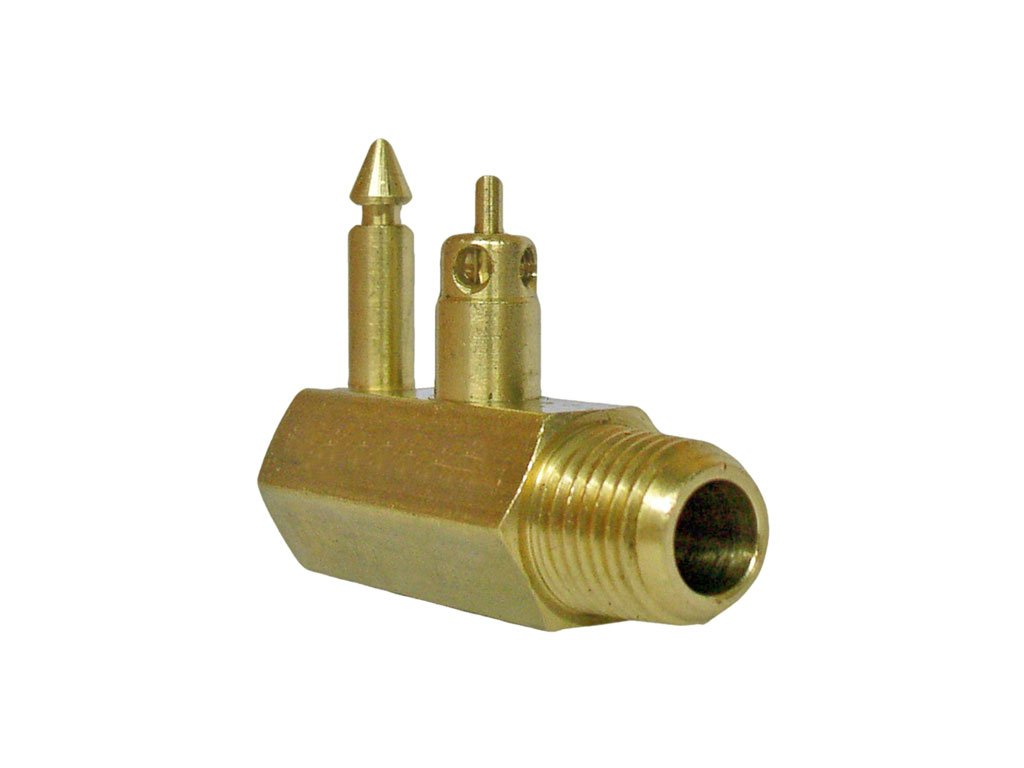 Five Oceans Two Prong Male Fuel Line Connector (Yamaha/Mercury Pre-1998) 1/4'' FO-2887