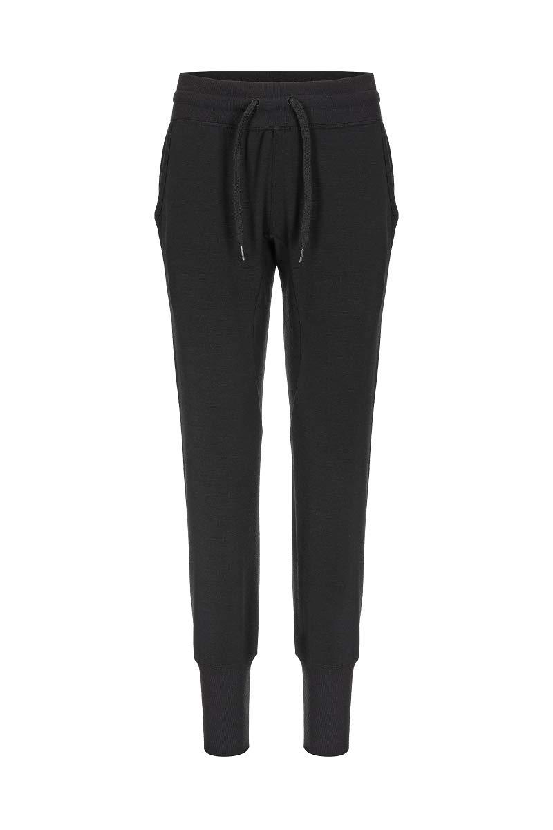Natural W Essential Cuffed Femme en Laine m/érinos Pantalon de Jogging Super