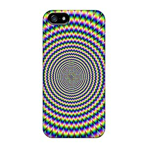 Iphone 5/5s Hard Back With Bumper Tpu Custom Cases Covers