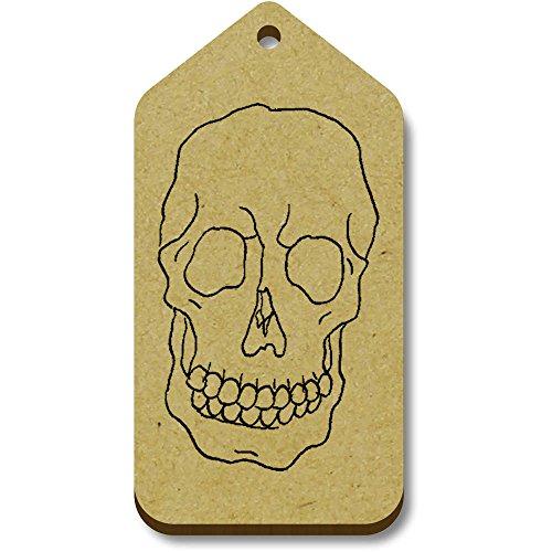 34mm Tag X tg00003172 'Cranio' bagaglio regalo Azeeda 10 66mm xXPqIwCzC
