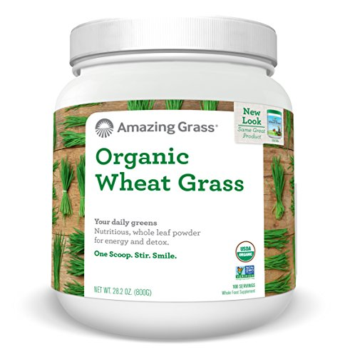 Amazing Grass Organic Servings Ounces