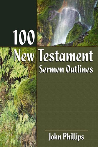Download 100 New Testament Sermon Outlines PDF Text fb2 book