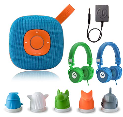 Speaker - Simply The Best Music Player for Kids Screen-Free Music & Stories with ToyTouch Technology + Audiomate Kit ()