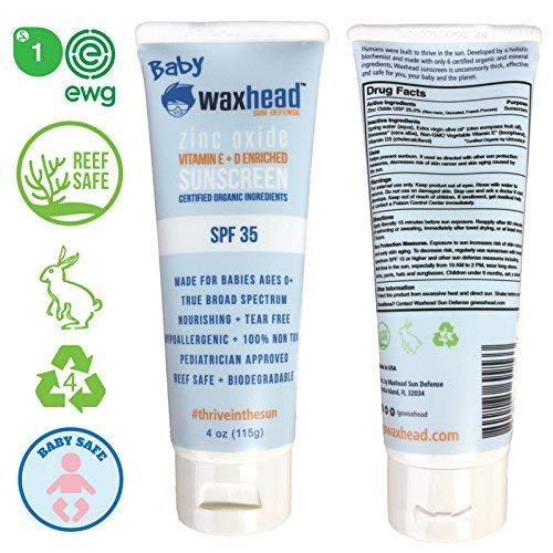 Buy rated baby sunscreen