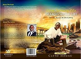 Amazon.com: Living Testimony of a TRANSFORMED LIFE: Dreams ...