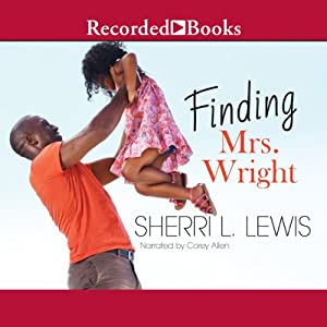 Finding Mrs. Wright Audiobook