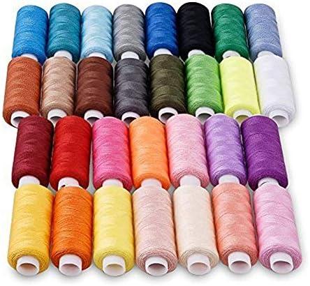 Surtido de bobinas de hilo de coser multiusos, cada bobina de hilo ...