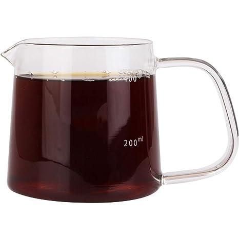 Amazon.com: Servidor de café estilo japonés de 8500 ml para ...