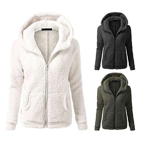 Autumn Winter New Arrival Junior/Ladies Hooded Fleece Jackets