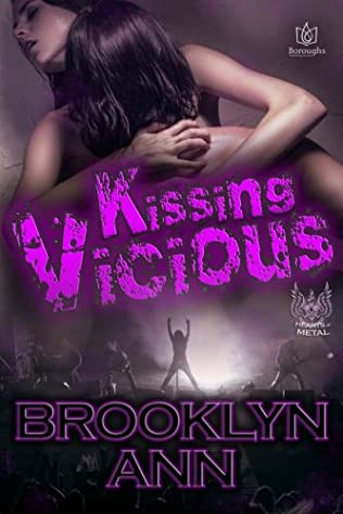 book cover of Kissing Vicious