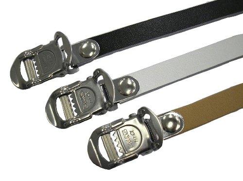 MKS Fit-alpha Spirits Strap Brown Brown Leather 400mm Length for sale online