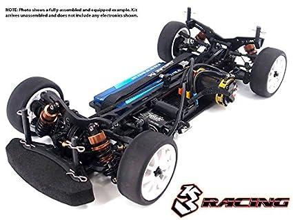 Amazon Com 3racing Rc Model Kit Xs Nu 3racing Sakura Xi Sport 1 10