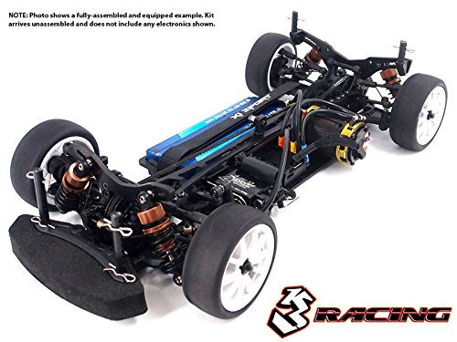 Kit Touring Car (3Racing RC Model KIT-XS/NU 3Racing Sakura XI Sport 1/10 RC Touring Car Ver.NU)