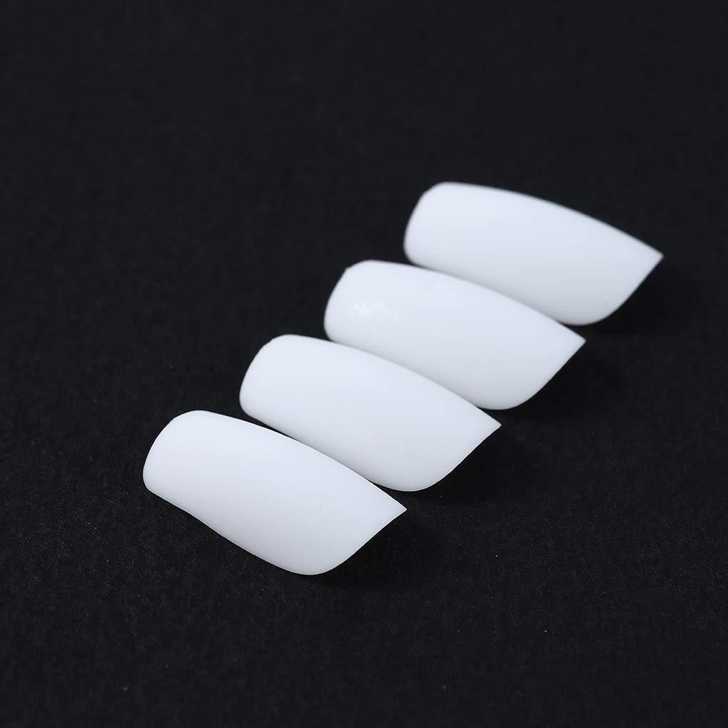 Cuasting color blanco nubes Funda de piel sint/ética cuadrada para pa/ñuelos de coche tama/ño: 13,8 x 13,8 x 13 cm