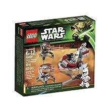LEGO Star Wars Clone Troopers[TM] vs. Droidekas[TM]