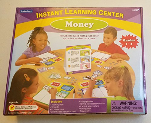 Lakeshore Instant Learning Center Money
