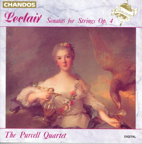Leclair: Sonates for Strings, Op. 4