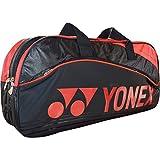Yonex Badminton KitBag SUNR 9631MTK BT6 (Black,Red)