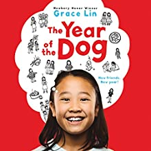 The Year of the Dog Audiobook by Grace Lin Narrated by Kim Mai Guest