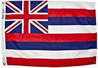 Annin Flagmakers Hawaii State Flag, 2 by 3'