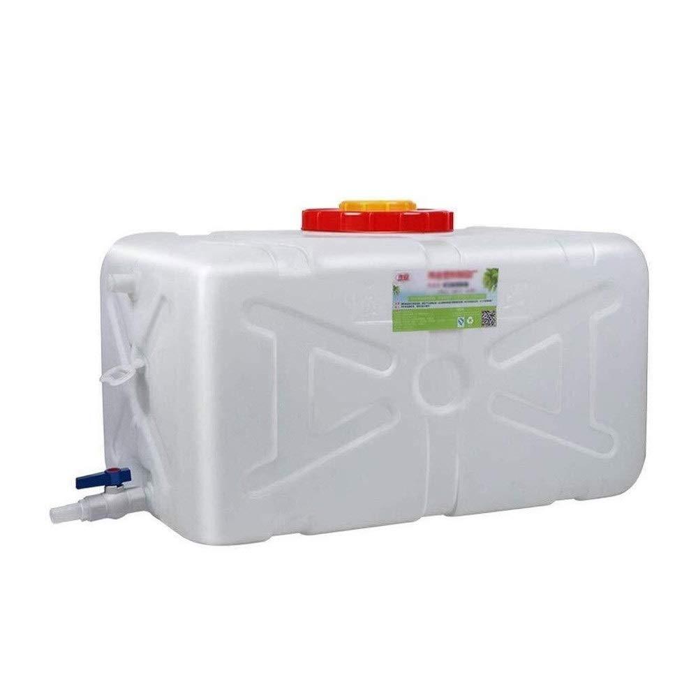 屋外の水タンク工業家庭用の蛇口とシールカバーPEプラスチックを持つ大規模な水の貯蔵タンク (Size : 160L)  160L