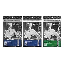 Carrageenan Value Pack (Kappa + Iota + Lambda) ⊘ Non-GMO ☮ Vegan ✡ OU Kosher Certified - 150g/6oz
