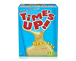 Time's Up - Title Recall