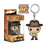 Rick Grimes: Pocket POP! Keychain x Walking Dead Vinyl Figure