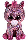 Ty Flippables Sequin Soft Toy, Sparkle the Unicorn