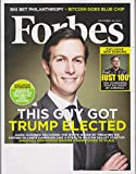 "Forbes Magazine, beyond its famed lists, has a unique voice in its coverage of global business stories. Whether it's reporting on the ""next Facebook"" or scrutinizing a new tax law, Forbes covers stories with uncanny insight and conciseness that hurri..."