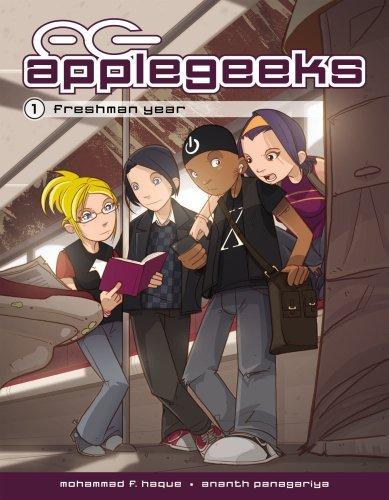 Download Applegeeks 1: Freshman Year pdf epub
