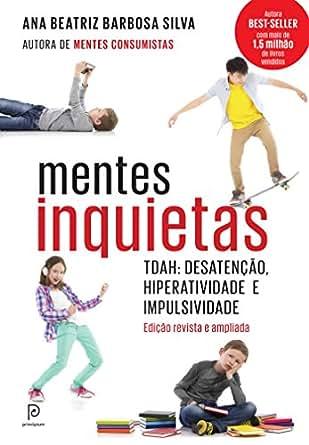 Livro Mentes Inquietas Pdf
