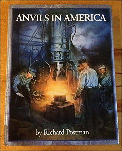 ANVILS IN AMERICA EBOOK