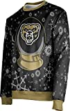 ProSphere Men's Oakland University Ugly Holiday Snow Globe Sweater (Apparel)