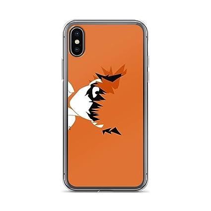 Amazon.com: Funda transparente para iPhone X/XS, XR, XS Max ...