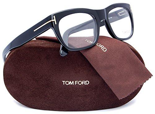 12b0f8c4d604 TOM FORD FT5277 Men Eyeglasses Frame Shiny Black (001) TF5277 001 53mm  Authentic - Buy Online in UAE.